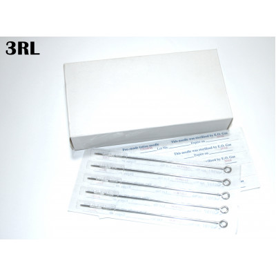 1003RL Barbell needles needle (in sterile packaging) - 50 ps