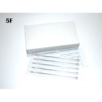 1205F Barbell needles needle (in sterile packaging)