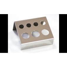Metallic pigment stand