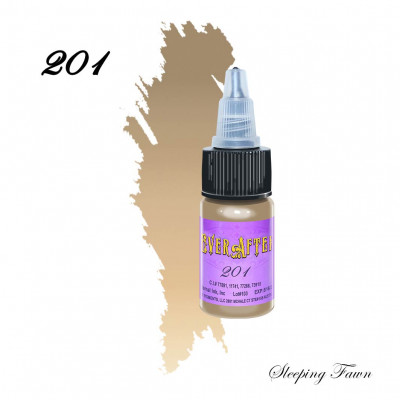 EVER AFTER 201 (Sleeping Fawn) pigment for permanent eyebrow makeup 15 ml