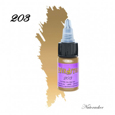 EVER AFTER 203 (Nutcracker) pigment for permanent makeup eyebrows 15 ml