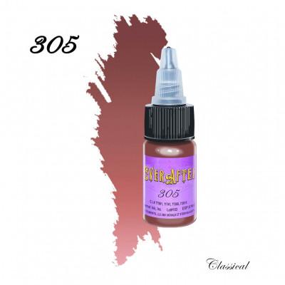 EVER AFTER 305 (Classsical) permanent lip makeup pigment 15 ml
