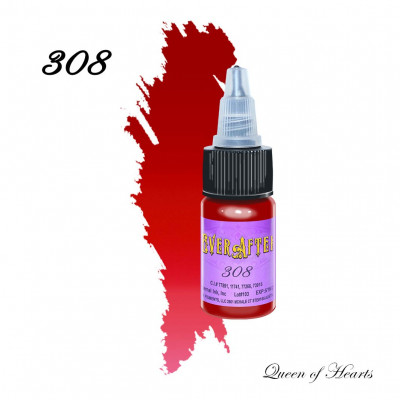 EVER AFTER 308 (Queen of Hearts) pigment permanent lip makeup 15 ml