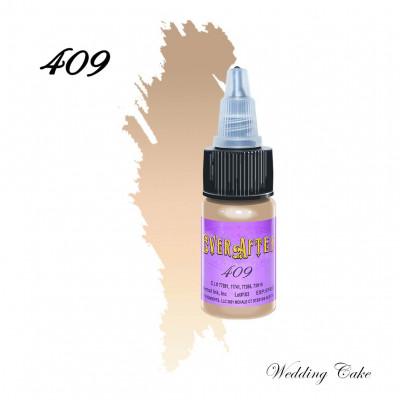 EVER AFTER 409 (Wedding Cake) пигмент для перманентного макияжа ареол 15 мл
