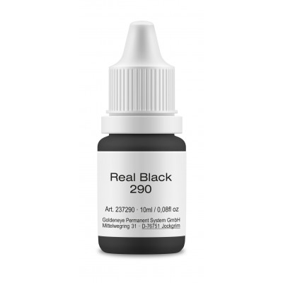 290 Real Black   pigment - concentrate for eyes GOLDENEYE