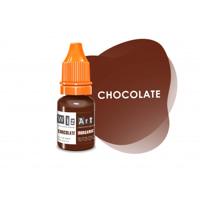 Chocolate WizArt USA pigment for PM eyebrows
