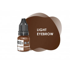 Light Eyebrow WizArt USA microblading pigment 5 ml