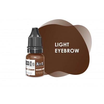 Light Eyebrow WizArt USA microblading pigment