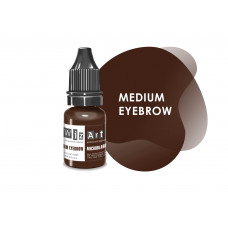 Medium Eyebrow WizArt USA PIGMENT FOR MICROBLADING 10 ml