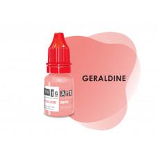 Geraldine WizArt USA пигмент для перманентного макияжа губ 10 мл
