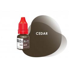Cedar WizArt USA permanent makeup eyebrow pigment 5 ml