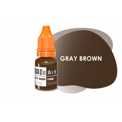 Gray Brown   WizArt USA