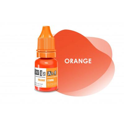 Orange WizArt USA пигмент для коррекции 10 мл