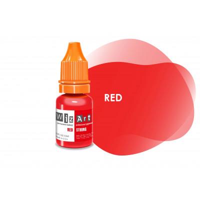 Red WizArt USA пигмент для перманентного макияжа губ 10 мл