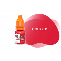 Cold Red   WizArt USA  pigment for PM lips