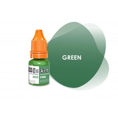Green WizArt USA пигмент для перманентного макияжа век 5 мл