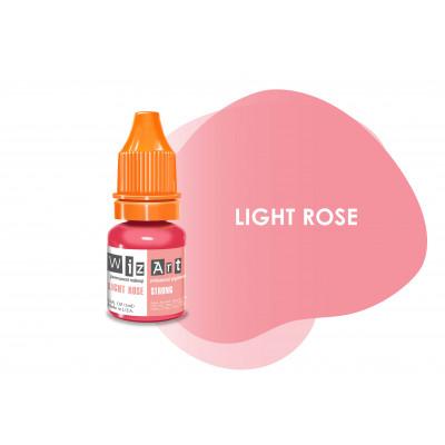 Light Rose WizArt пигмент для ПМ губ