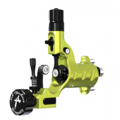Dragonfly X2 Professional rotary machine CRAZY LIME