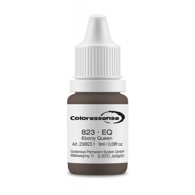 8.23 Ebony Qveen pigment - concentrate for eyebrows