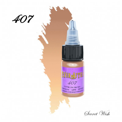EVER AFTER 407 (Secert Wiish) pigment for PM areola