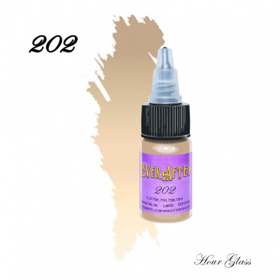 EVER AFTER 202 (Hours Glass) pigment for permanent makeup eyebrows 15 ml
