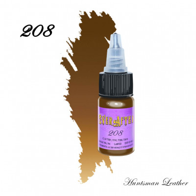EVER AFTER 208 (Huntsman Leather) pigment for permanent eyebrow makeup